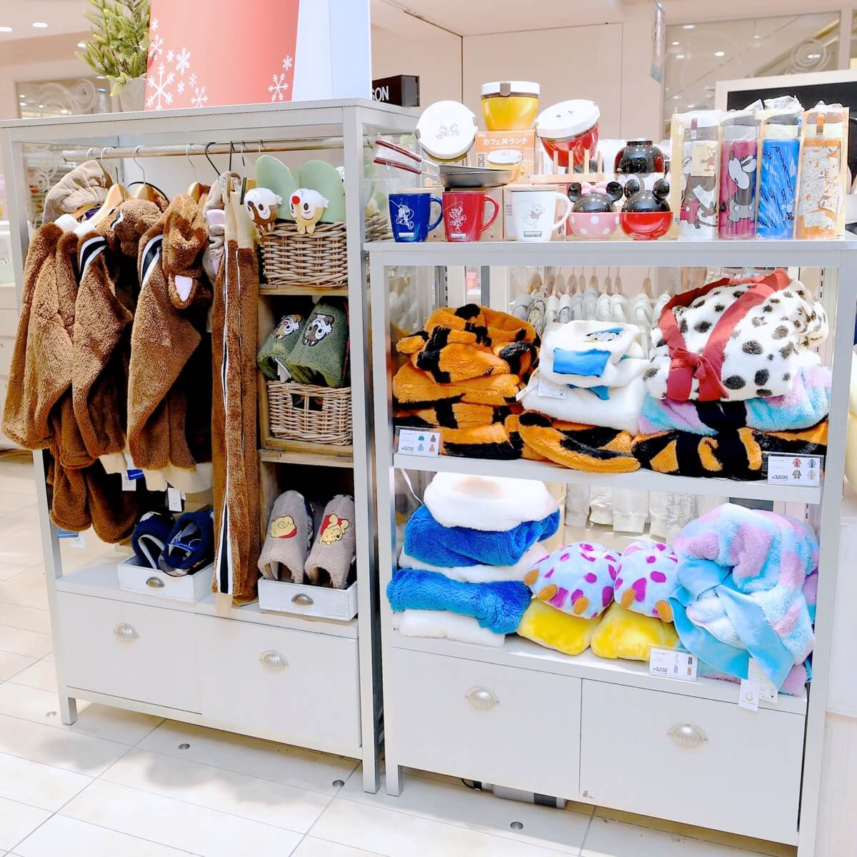 渋谷ヒカリエ「Disney DREAM MOMENTS  MARKET Operated by ベルメゾン」