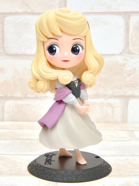 バンプレスト Q posket Disney CharactersBriar Roseパステルカラー正面