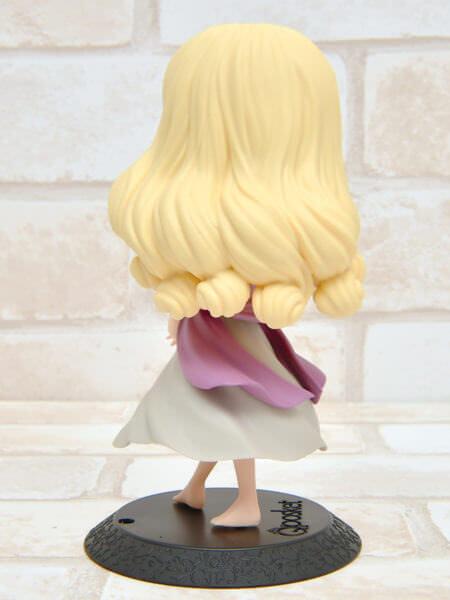 バンプレスト Q posket Disney CharactersBriar Roseパステルカラー後ろ
