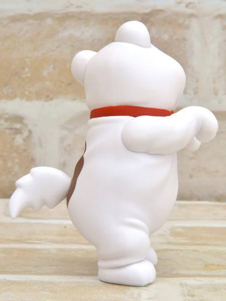 ディズニーキャラクターズ DXF くまのプーさん-New Year's Celebration-白後ろ