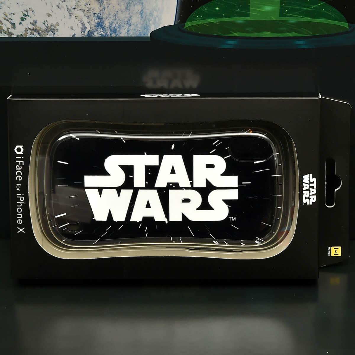 [iPhone X専用]STAR WARS iFace First Classケース Warp