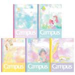 サンスター文具ディズニープリンセスデザインCampus(キャンパスノート)