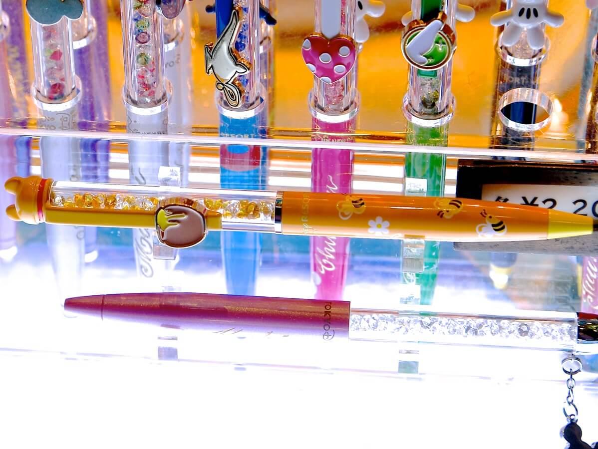 くまのプーさんボールペン
