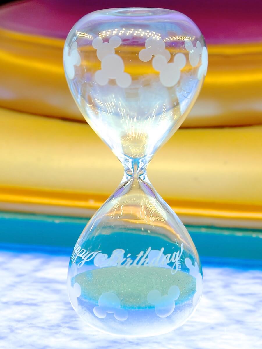ミッキー砂時計