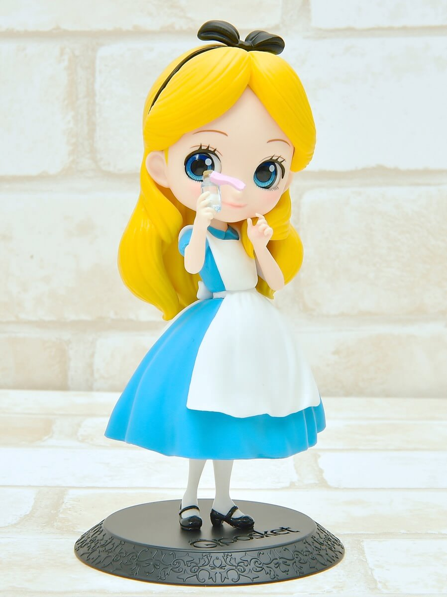 Q posket Disney Characters -Alice Thinking Time- 通常カラー