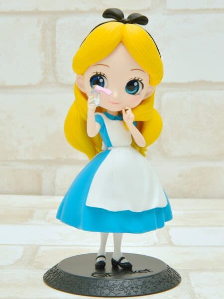 バンプレスト「Q posket Disney Characters -Alice Thinking Time-」通常カラー正面