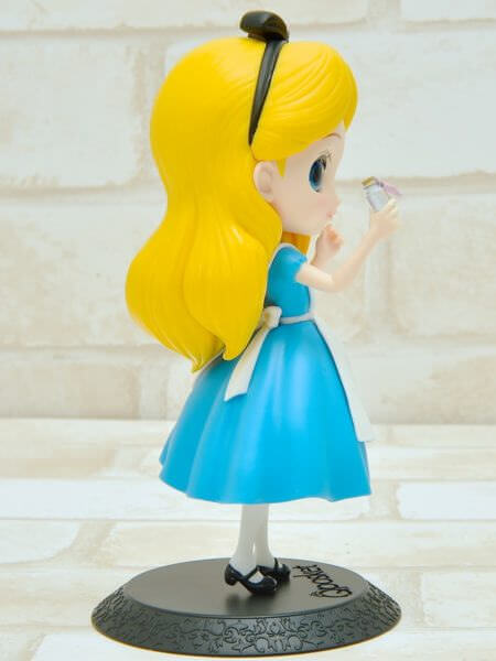 バンプレスト「Q posket Disney Characters -Alice Thinking Time-」通常カラー右