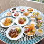 東京ディズニーランドホテル「プラザパビリオン・レストラン」グランドメニューまとめ