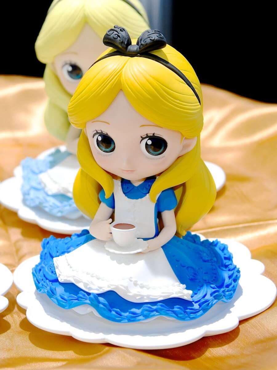 Q posket SUGIRLY Disney Characters - Alice -通常