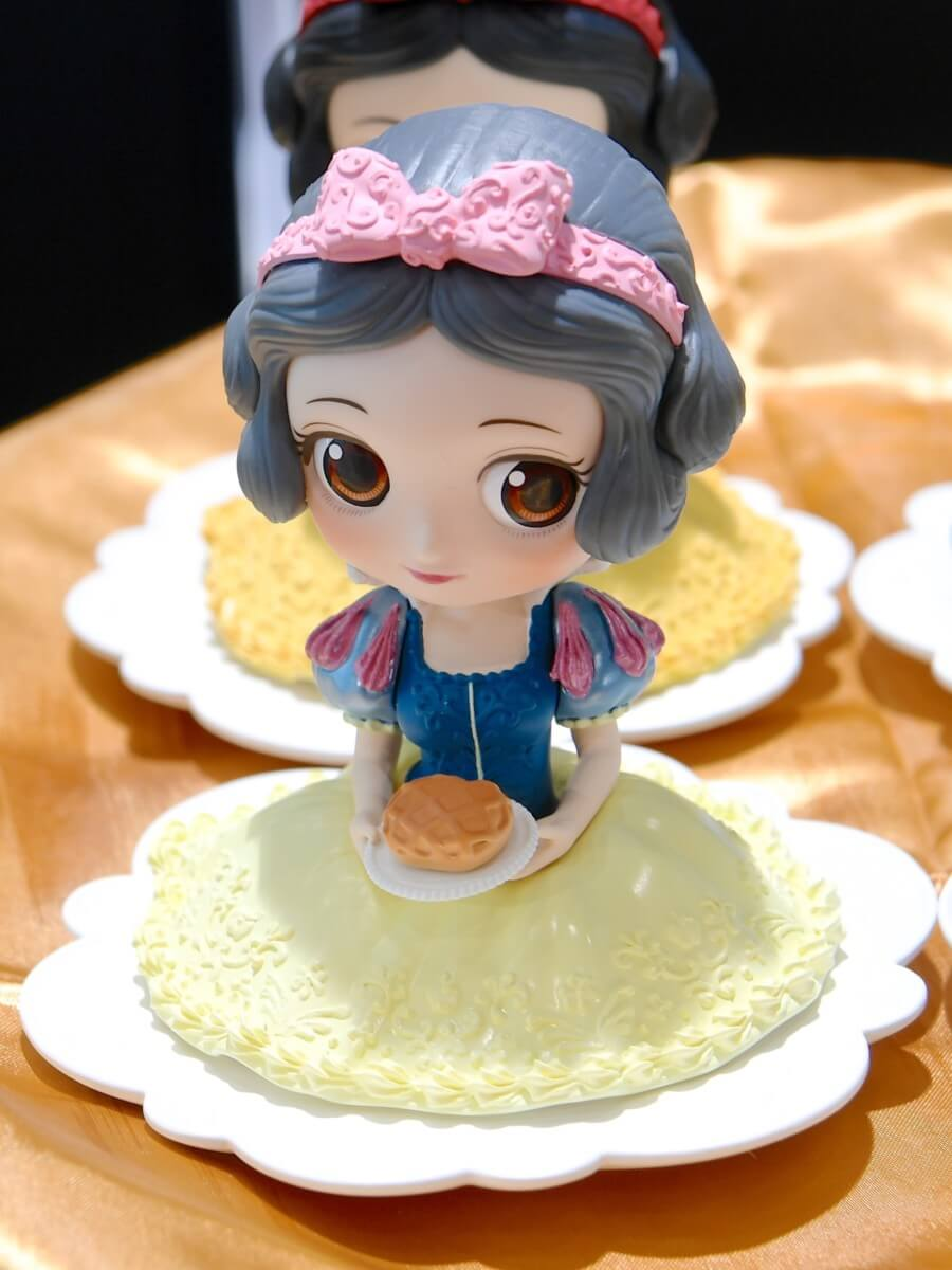 Q posket SUGIRLY Disney Characters - Snow White -パステル