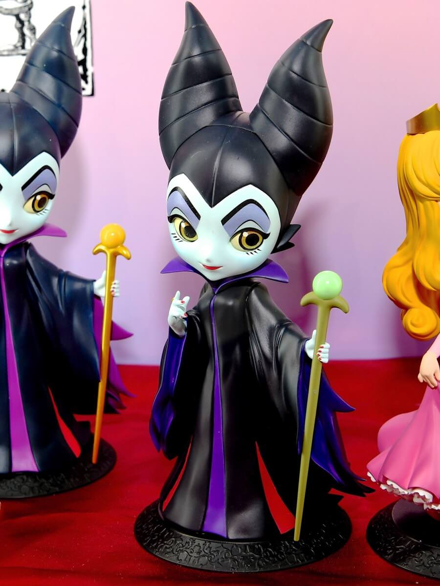 Q posket Disney Characters - Maleficent -