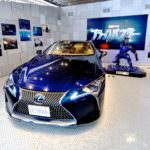INTERSECT BY LEXUS- TOKYO「MARVEL ブラックパンサー展」