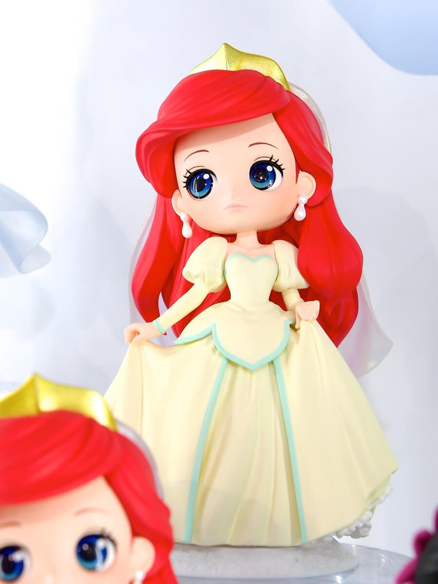 「Q posket Disney Characters - Ariel Dreamy Style -」アイボリー