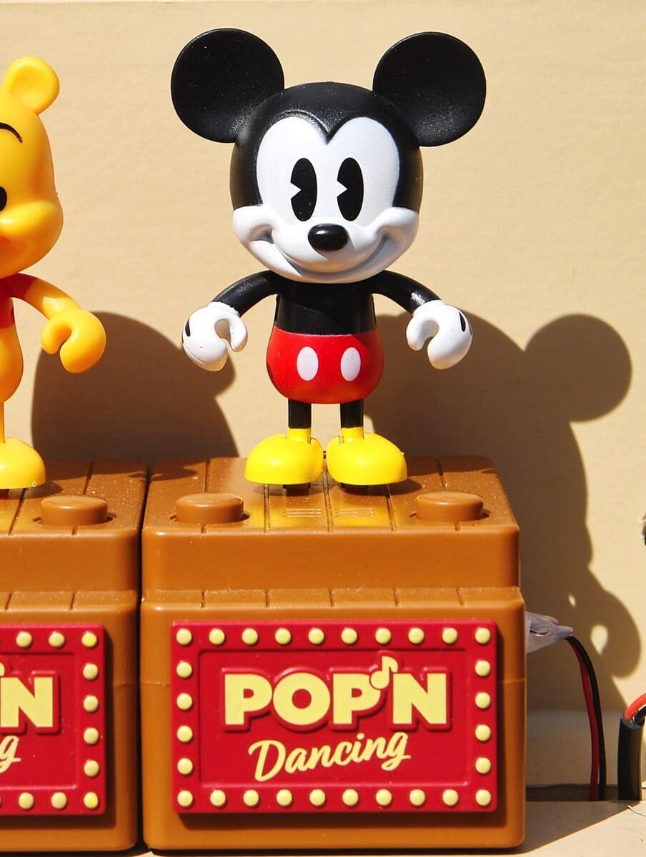 POP'N Dancing ミッキーマウス