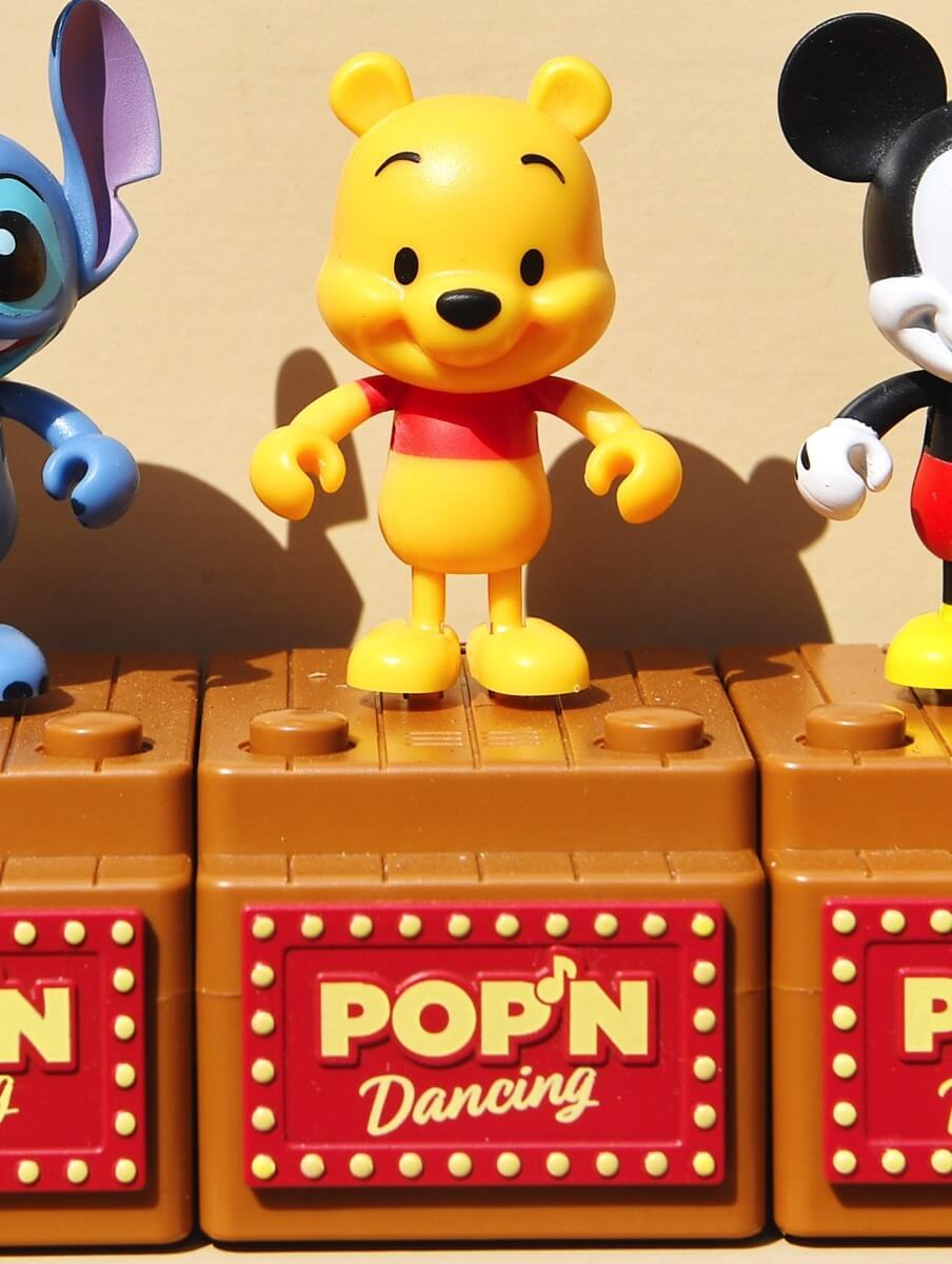POP'N Dancing くまのプーさん