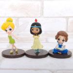 バンプレスト「Q posket Disney Characters Petit -TinkerBell・TigerLily・Belle-」