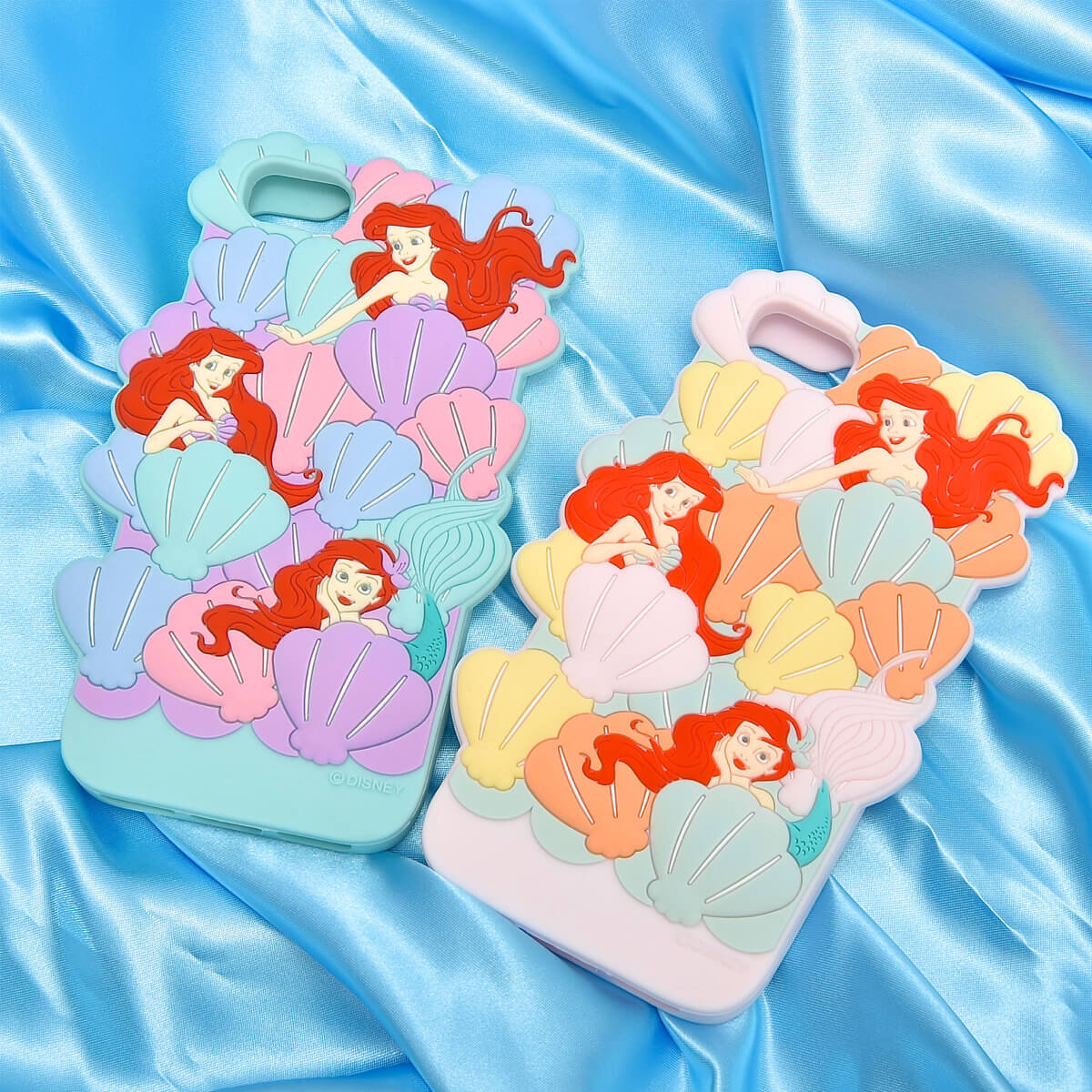 tocco closet ディズニー「iPhoneケース~In the shell~The little MERMAID ver」