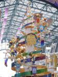 """東京ディズニーリゾート35周年""""Happiest Celebration!""""セレブレーションタワー"""