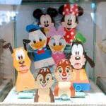 東京ディズニーランド「ミッキー&フレンズ」折り紙メモセット