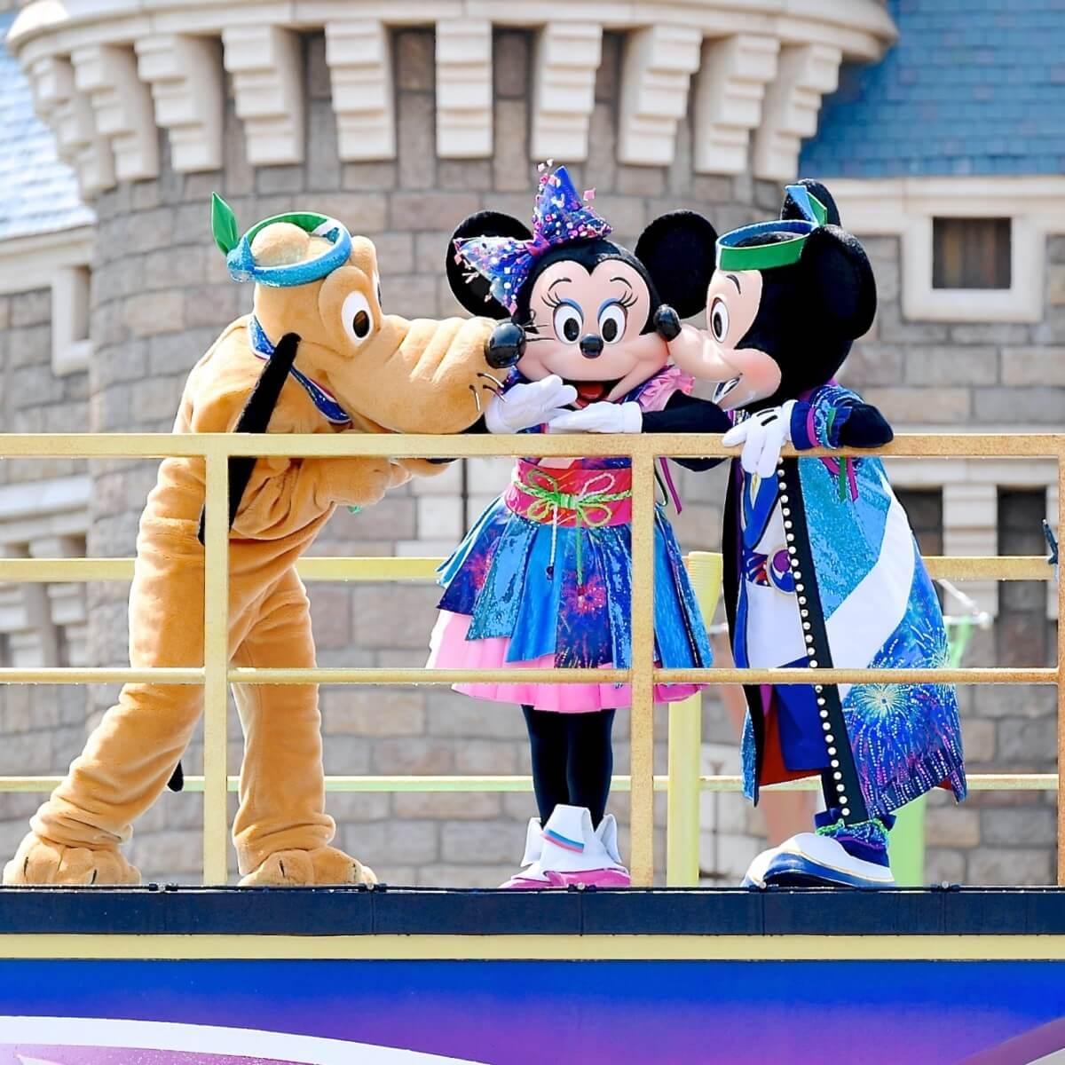 東京ディズニーランド\u201cディズニー夏祭り2018\u201d概要