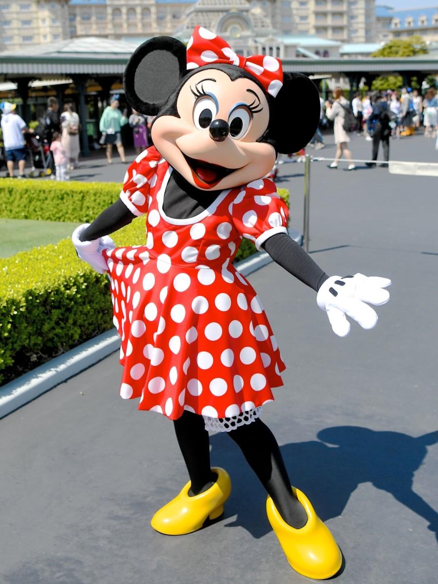 ミニーマウスの画像 p1_28