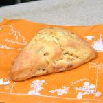 東京ディズニーシー「フードワゴン」スコーン(ベーコン&チーズ風味)