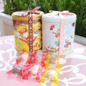 東京ディズニーランド「35周年Happiest Celebration」チョコレートクランチ ピック&マンチ