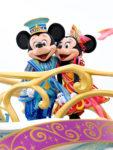 東京ディズニーシーTDR35周年水上グリーティング「ハピエストセレブレーション・オン・ザ・シー」