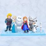 バンプレスト「ディズニーキャラクターズ ワールドコレクタブルフィギュア-アナと雪の女王-」