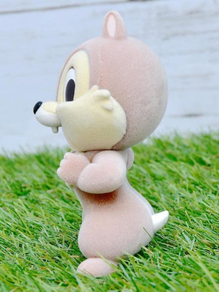 ディズニーキャラクターズ Fluffy-Puffy チップ 左