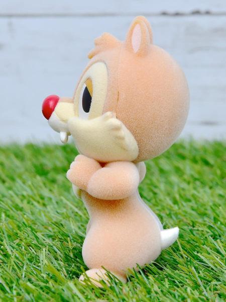 ディズニーキャラクターズ Fluffy-Puffy デール 左
