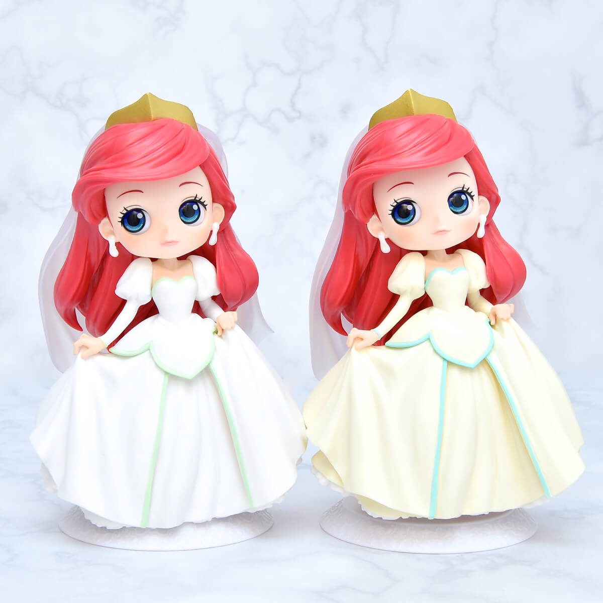 Q posket Disney Characters-Ariel Dreamy Style-