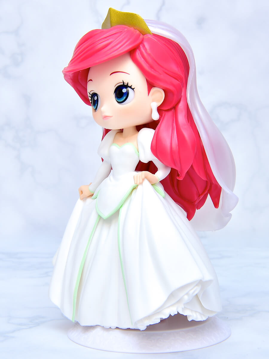 Q posket Disney Characters-Ariel Dreamy Style-通常カラー斜め