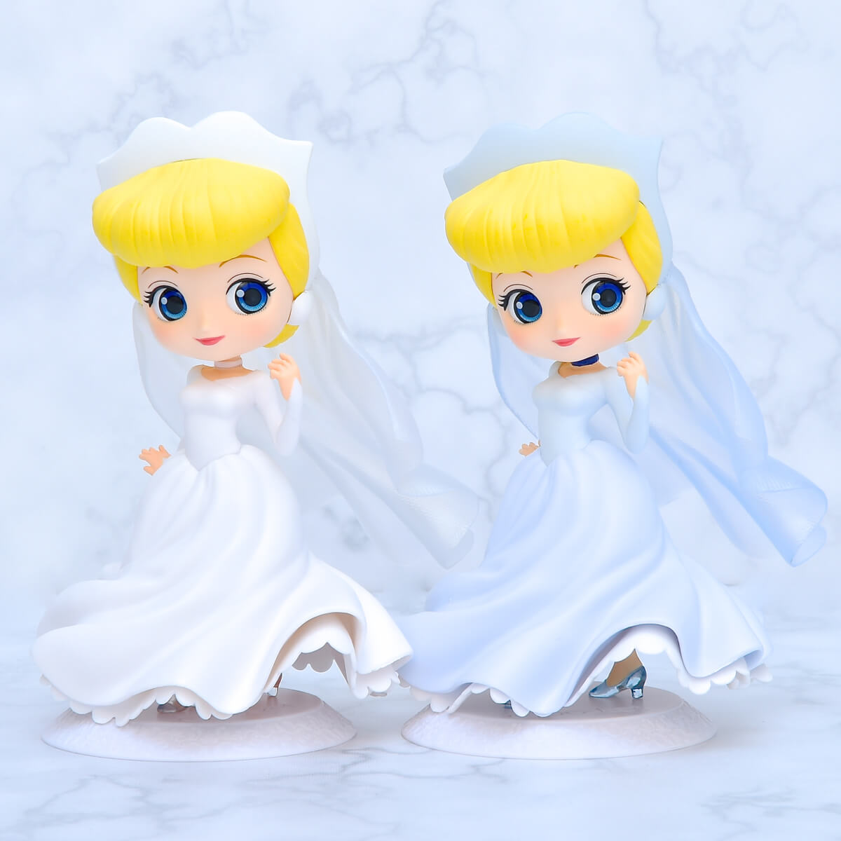 Q posket Disney Characters-Cinderella Dreamy Style-