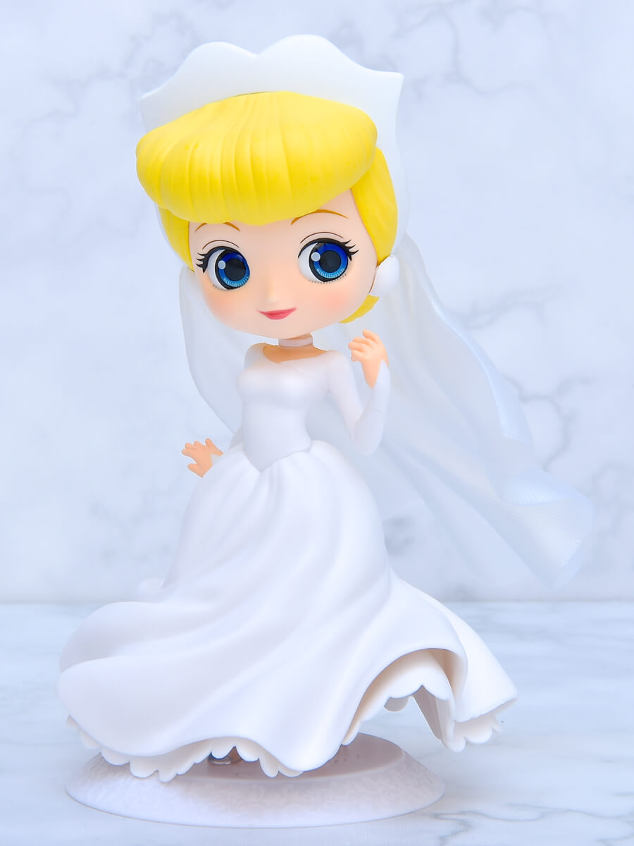 Q posket Disney Characters-Cinderella Dreamy Style- 白