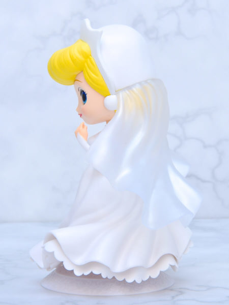 Q posket Disney Characters-Cinderella Dreamy Style- 白 左