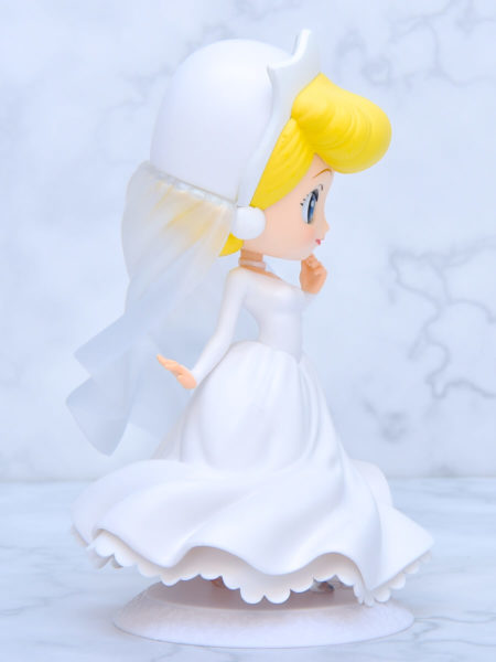 Q posket Disney Characters-Cinderella Dreamy Style- 白 右