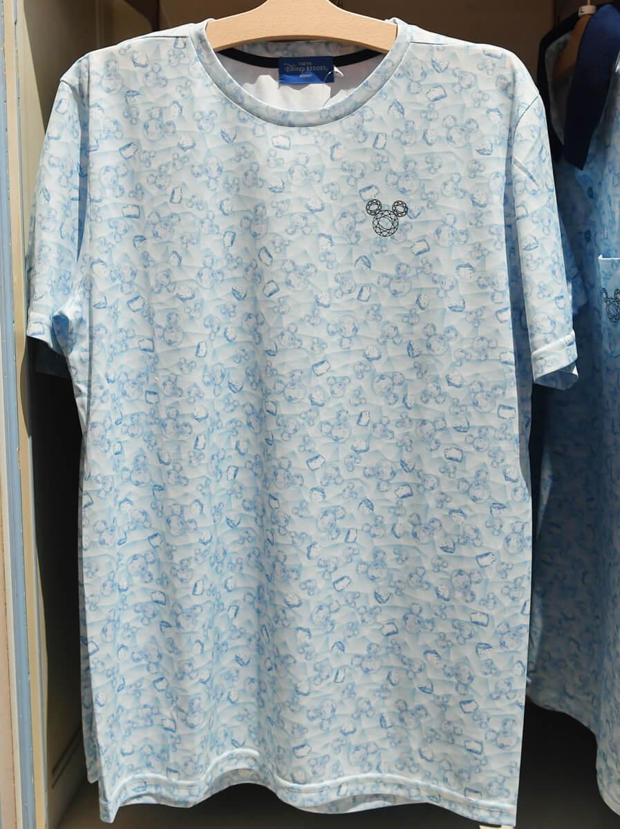 ミッキー冷感Tシャツ