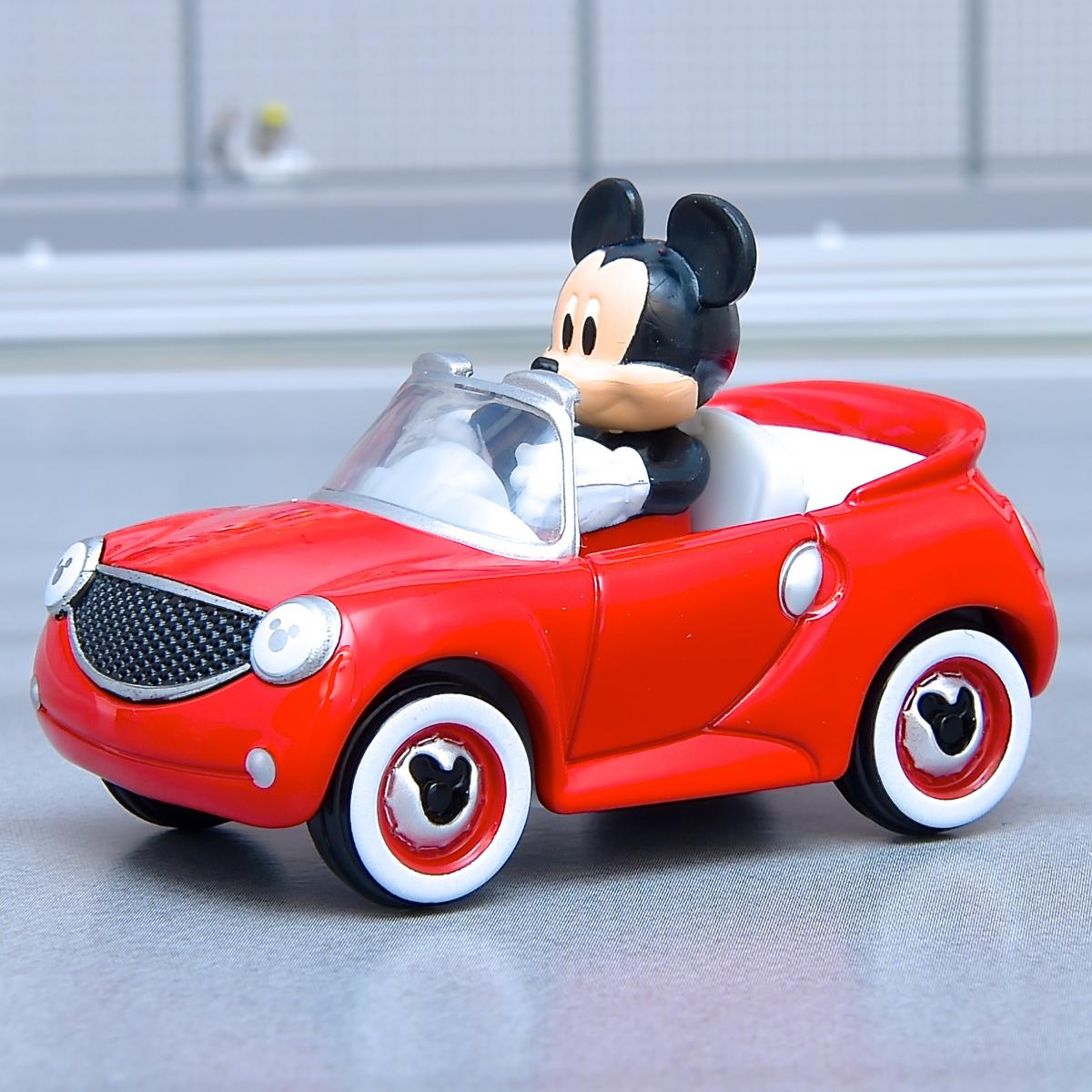MRR-07 ホット・カブリオ ミッキーマウス