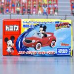 MRR-07 ホット・カブリオ ミッキーマウス パッケージ