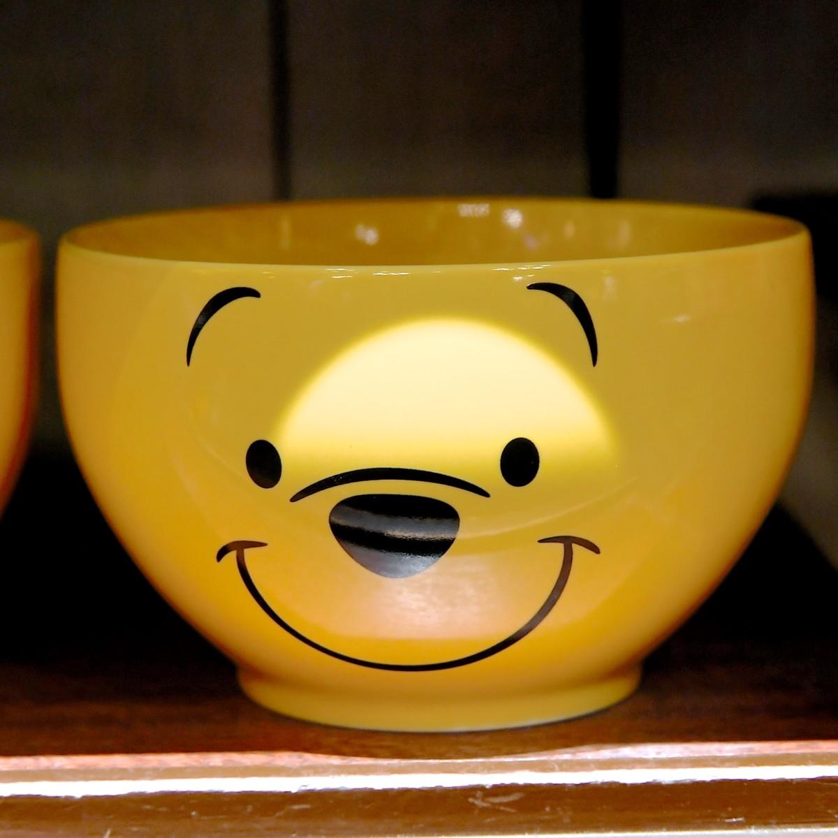 プーさん茶碗
