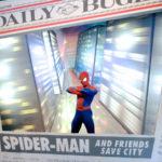 ディズニーランド・パリ「スパイダーマン」グリーティング