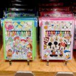 東京ディズニーランド「色えんぴつ12色(ミニ削り器付き)」発売