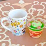 """東京ディズニーランド""""ディズニー夏祭り2018""""パッションフルーツとバナナのムース"""