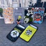 イングレム 「グーフィー」「マックス」デザインiPhoneケース
