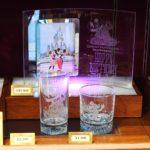 東京ディズニーランド「Celebrate!Tokyo Disneyland」ガラスグッズ
