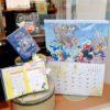 パークファンマップ柄新登場!東京ディズニーランド2019年カレンダー&スケジュール帳(手帳)
