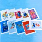 Happyくじ「 ディズニー/ピクサー コレクション ブロマイドくじ」ファインディング・ニモ