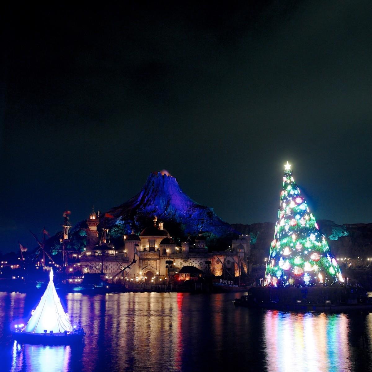 エンターテイメント「カラー・オブ・クリスマス-アフターグロウ」