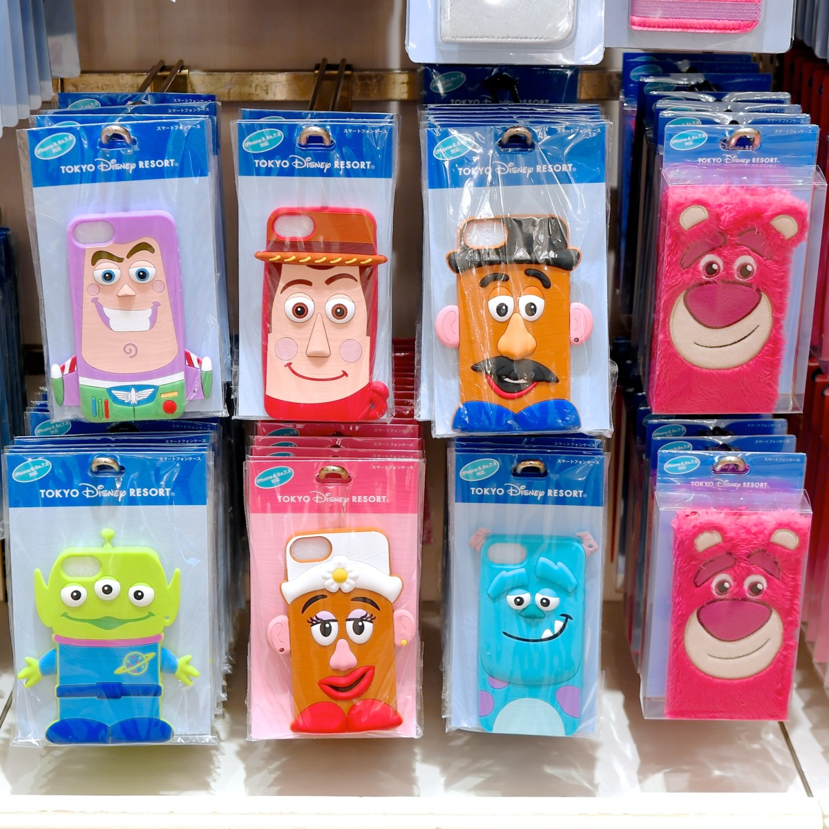 Iphoneに加え多機種対応も続々 東京ディズニーランド 2018秋冬